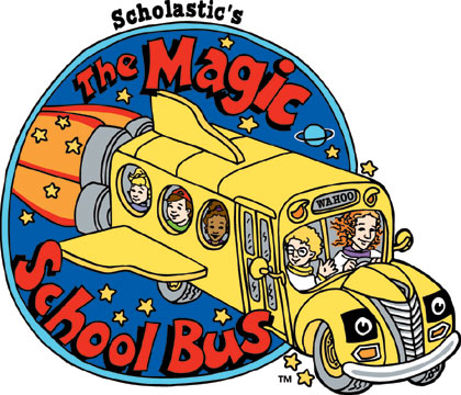 The Magic School Bus For Lunch S1E2