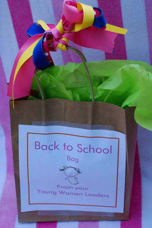 Back To School Survival Kit Happy Home Fairy