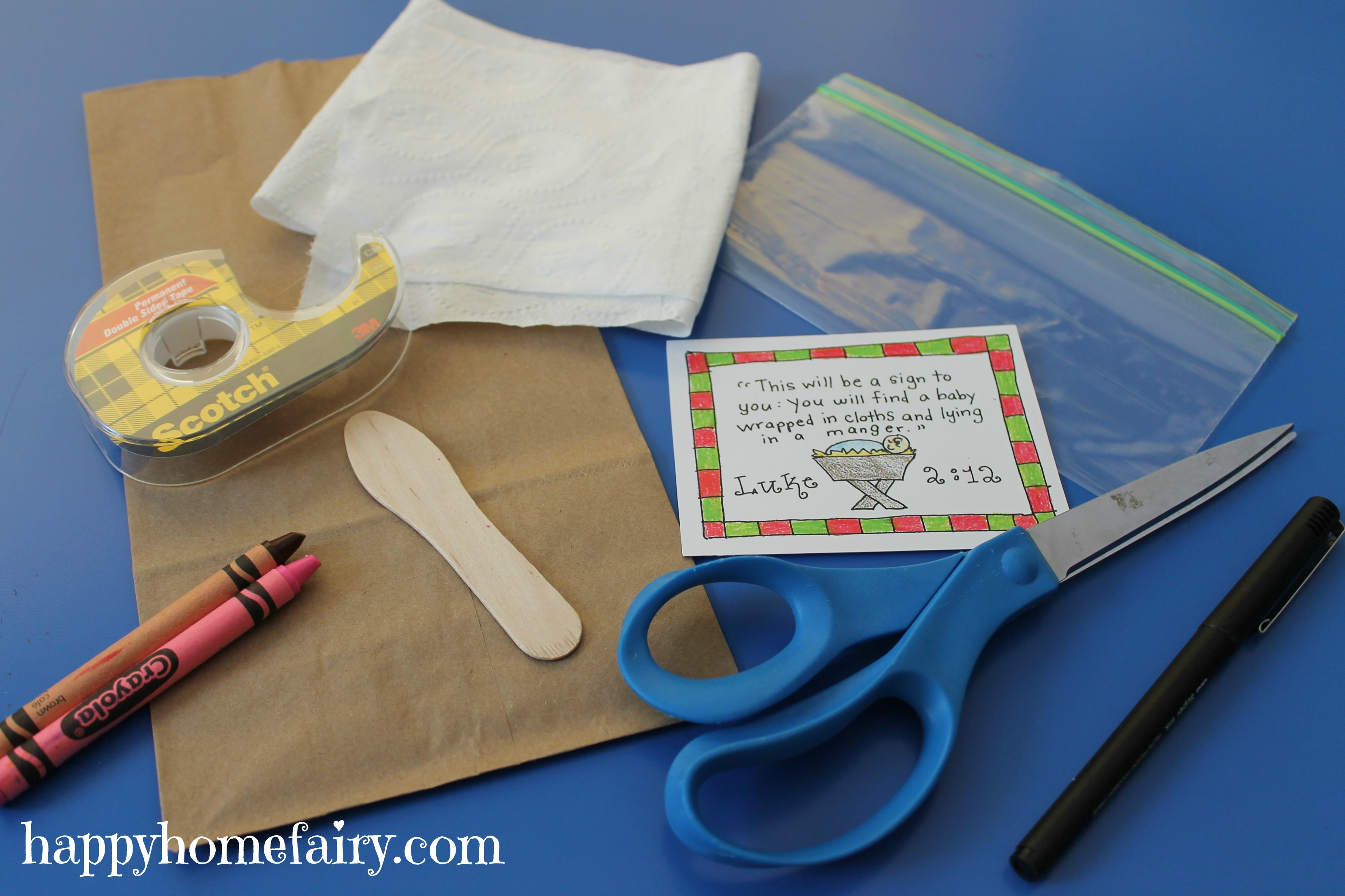 Valentine Preschool Craft
