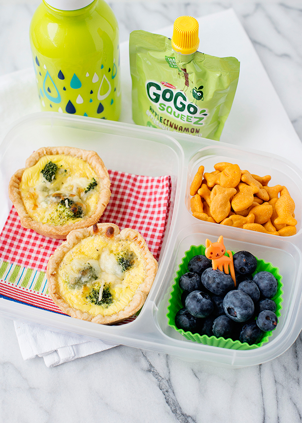 10 Easy Lunch Box Ideas - Happy Home Fairy