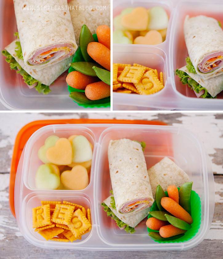 10 Easy Lunch Box Ideas