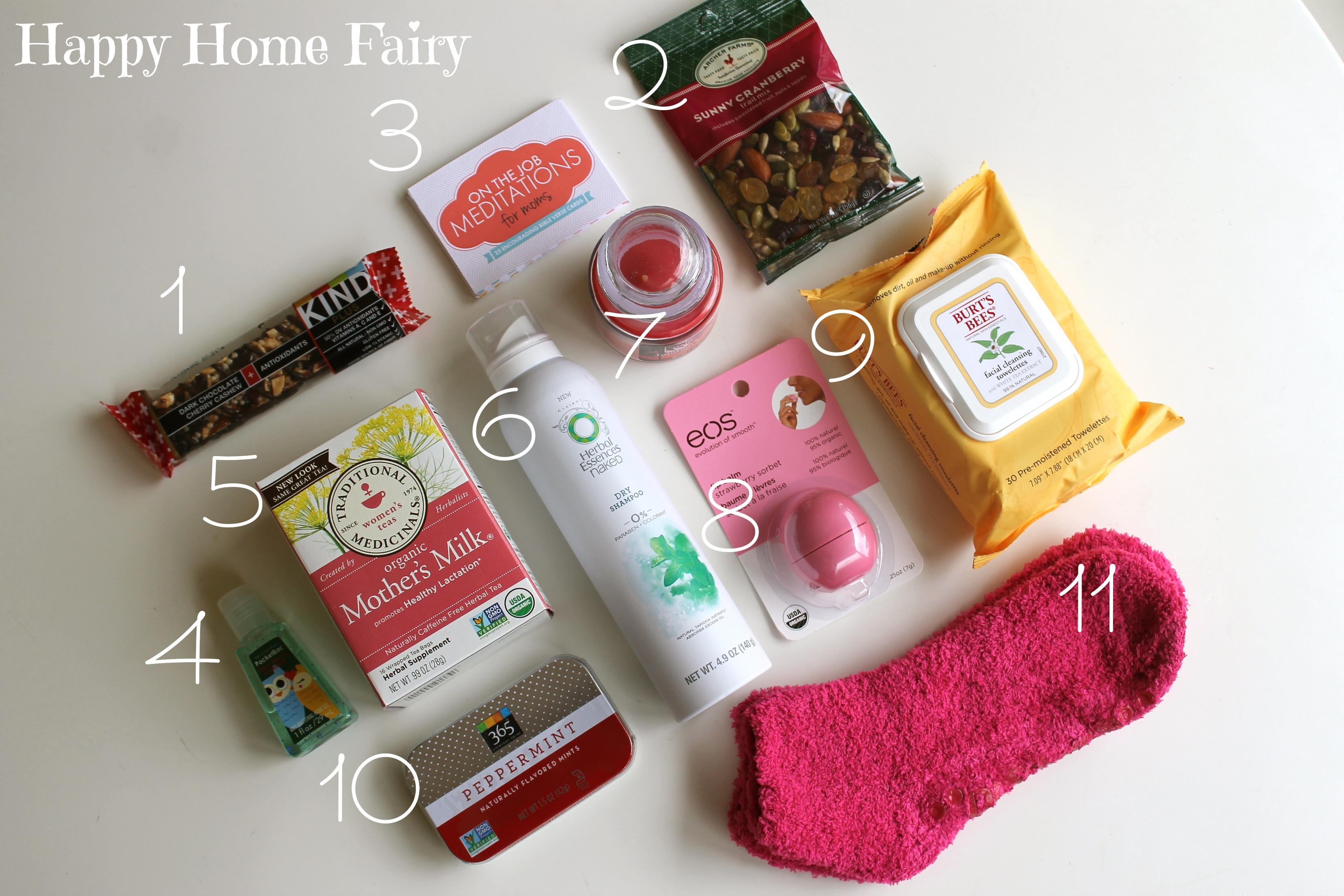 Mom Survival Kit 28