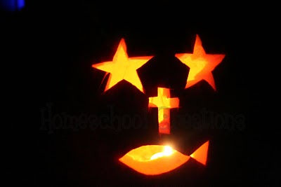 christ centered pumpkin carving poems happy home fairy - Christian Halloween Stories