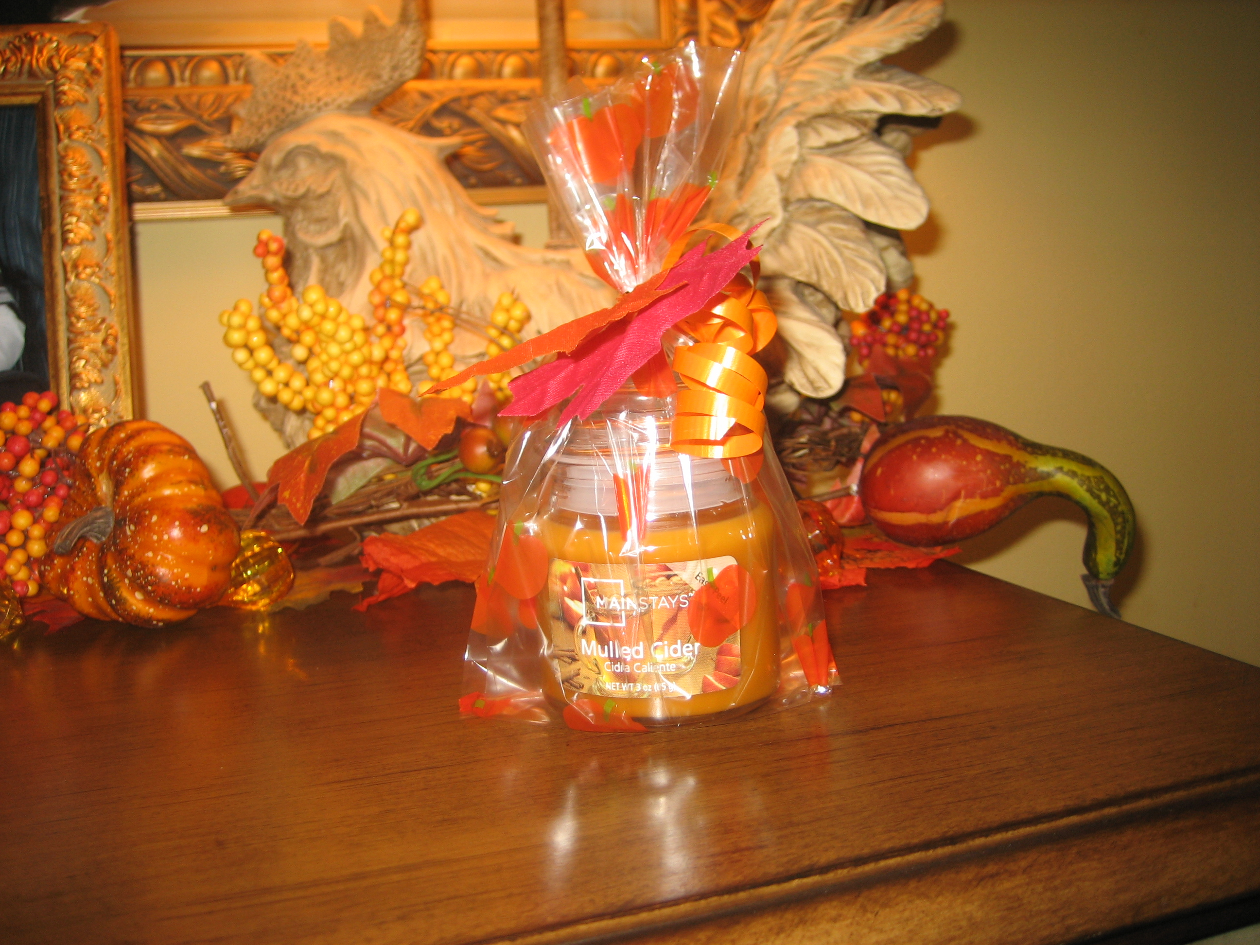 Host Gift Ideas fall hostess gift ideas - happy home fairy