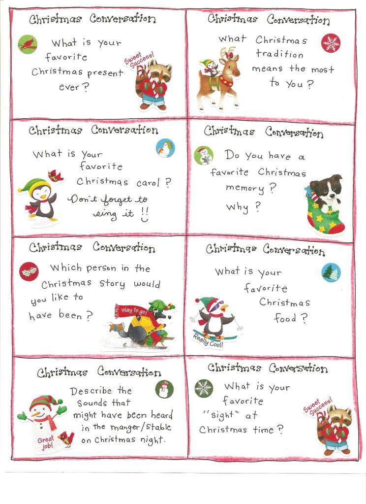 valentine's day preschool quotes - Christmas Fun Cards FREE PRINTABLES Happy Home Fairy