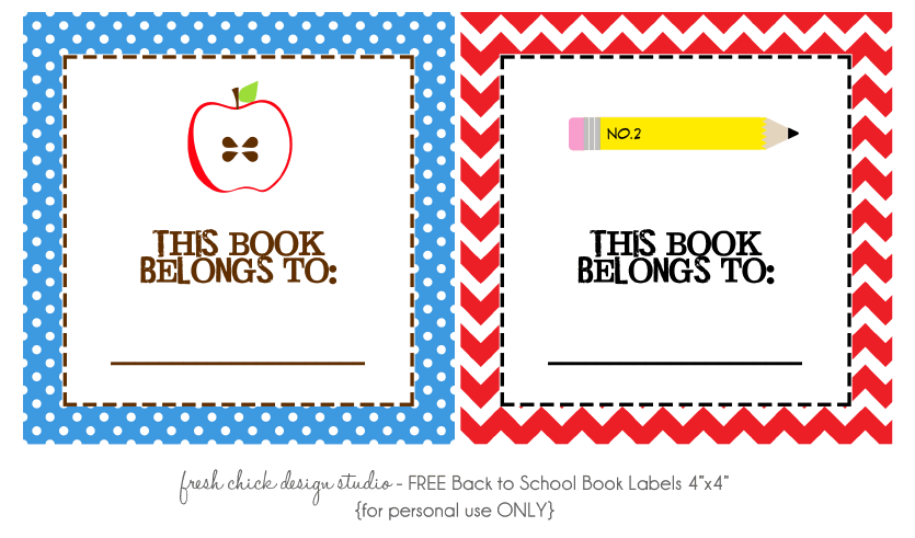 Book Cover School Lunches : Free printables for back to school happy home fairy