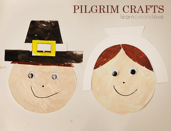 Free Pilgrim Crafts