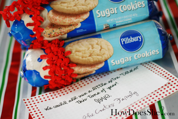 inexpensive christmas gift ideas happy home fairy - Christmas Cookie Gift Ideas