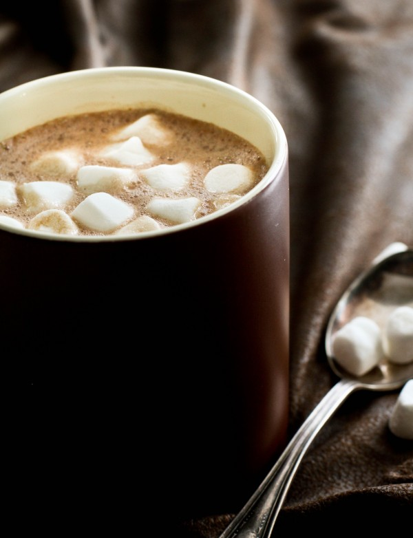 Mmmm... Hot Chocolate - Happy Home Fairy