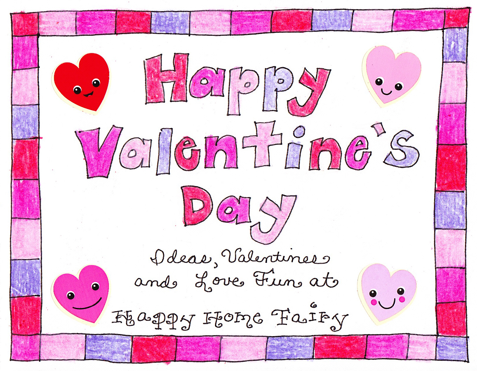 Heart Crafts For Valentine S Day Happy Home Fairy
