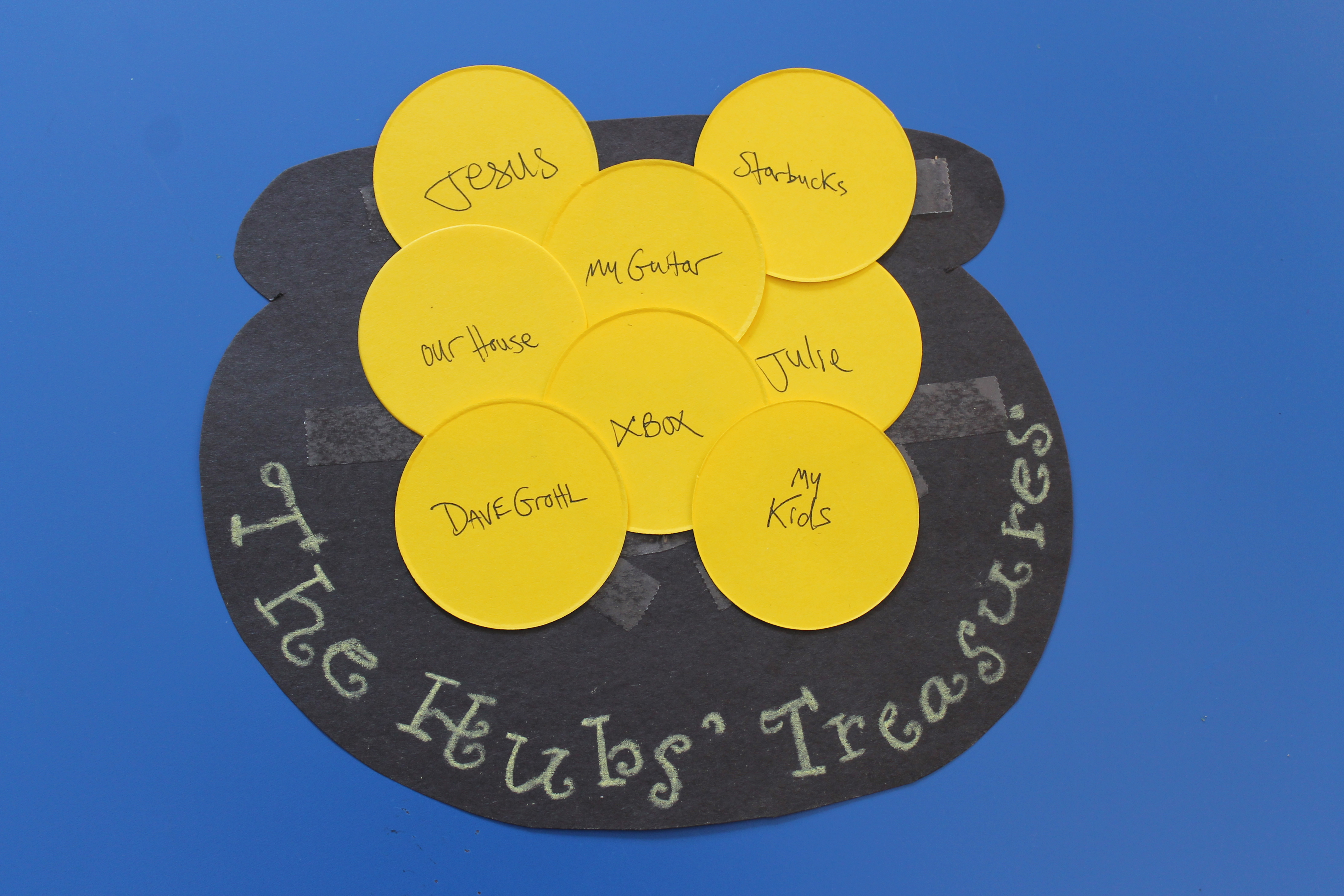 Treasure Pots A Fun Family Craft Happy Home Fairy