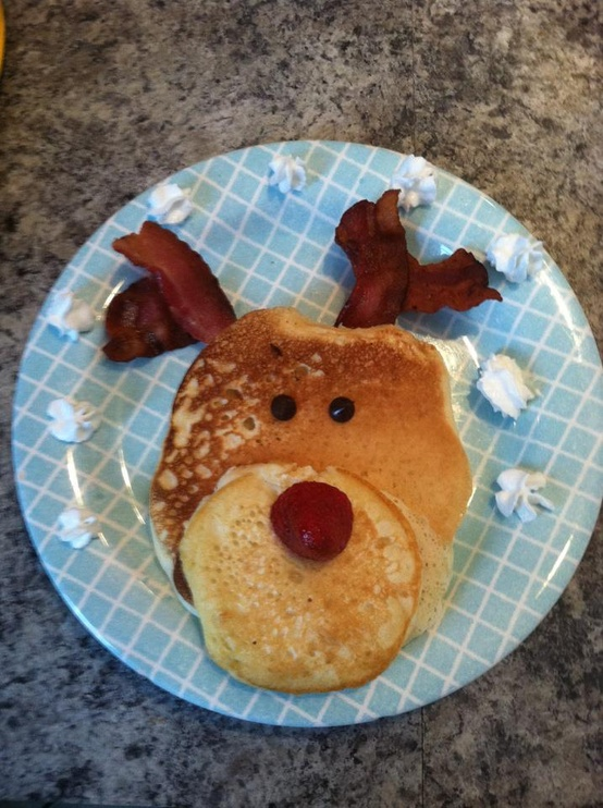 christmas pancakes youll flip for happy home fairy