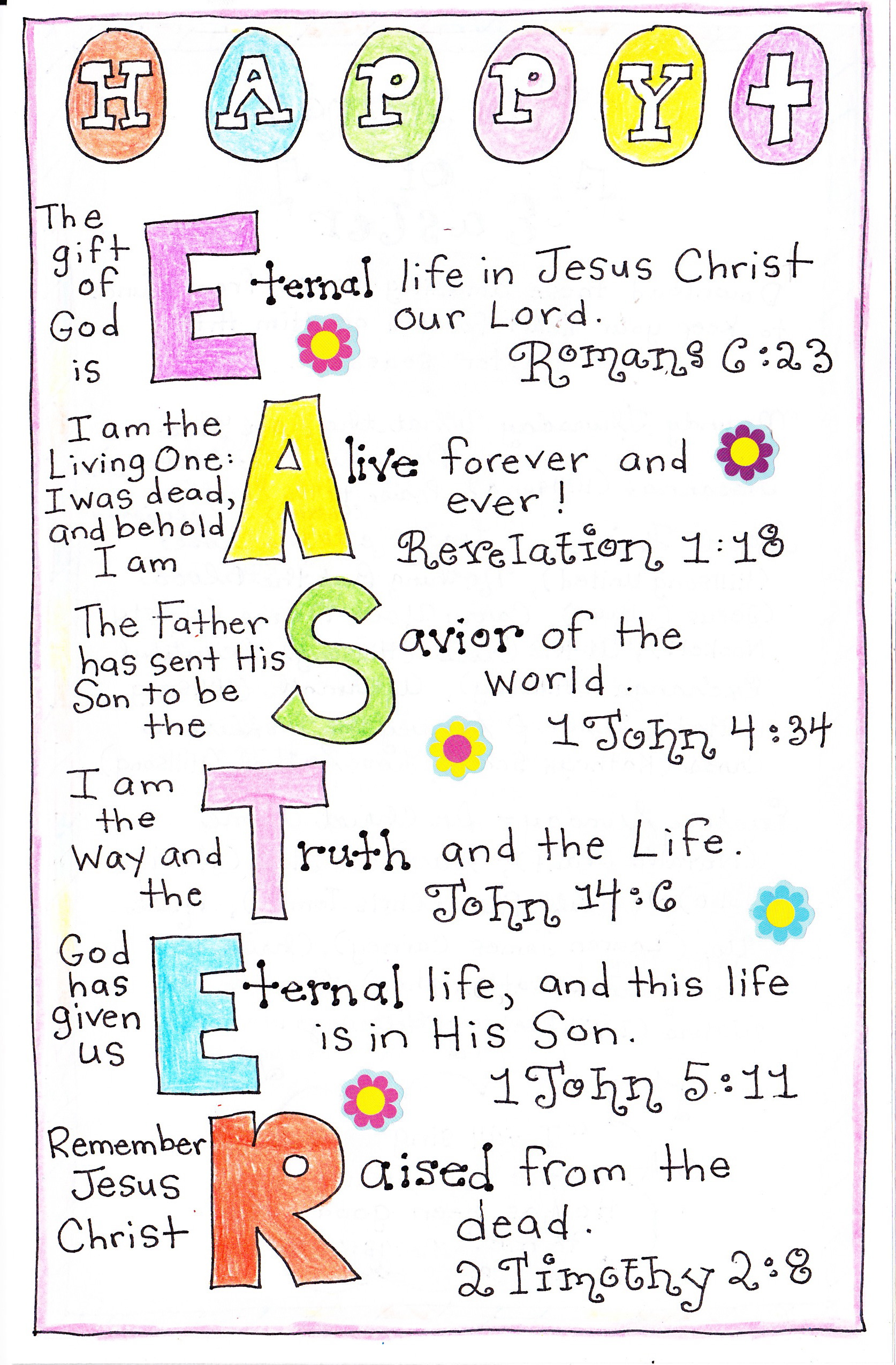 Happy Easter!!!! - Happy Home Fairy
