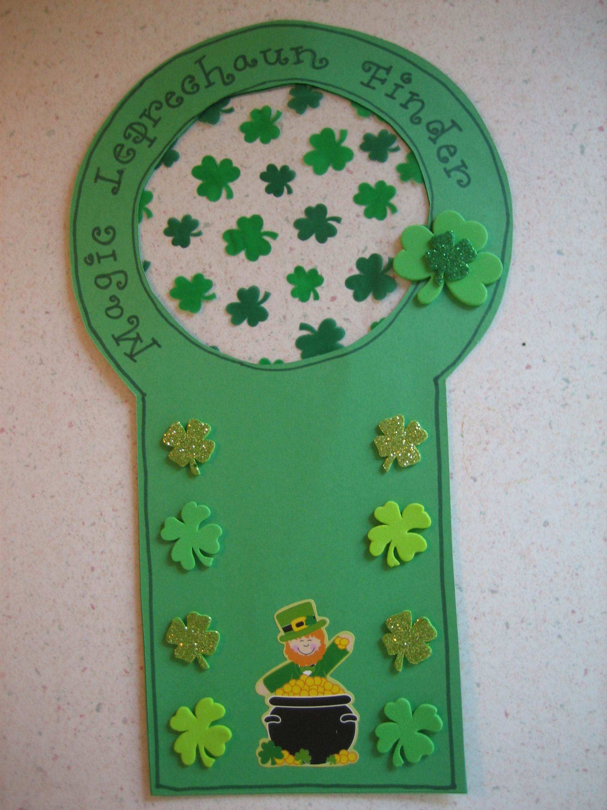st patrick day craft ideas st s day crafts happy home 7187