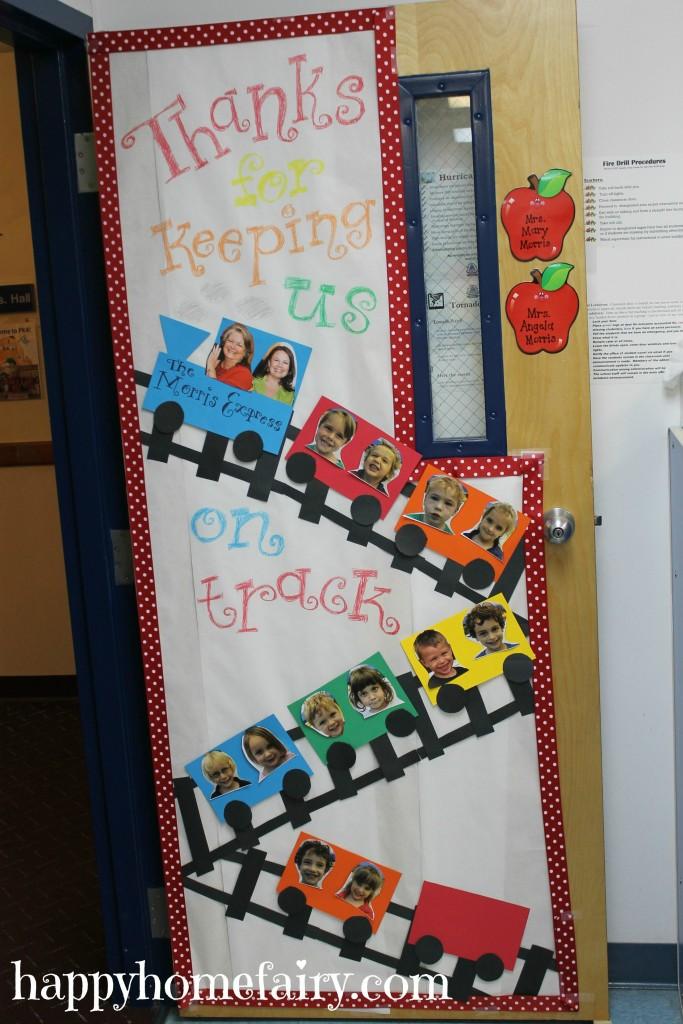Cute Teacher Appreciation Door Idea Happy Home Fairy