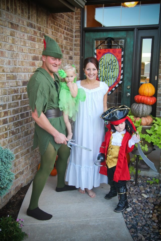 Take Your Happy Home On A Transformational Trip To Neverland Like THIS FAMILY