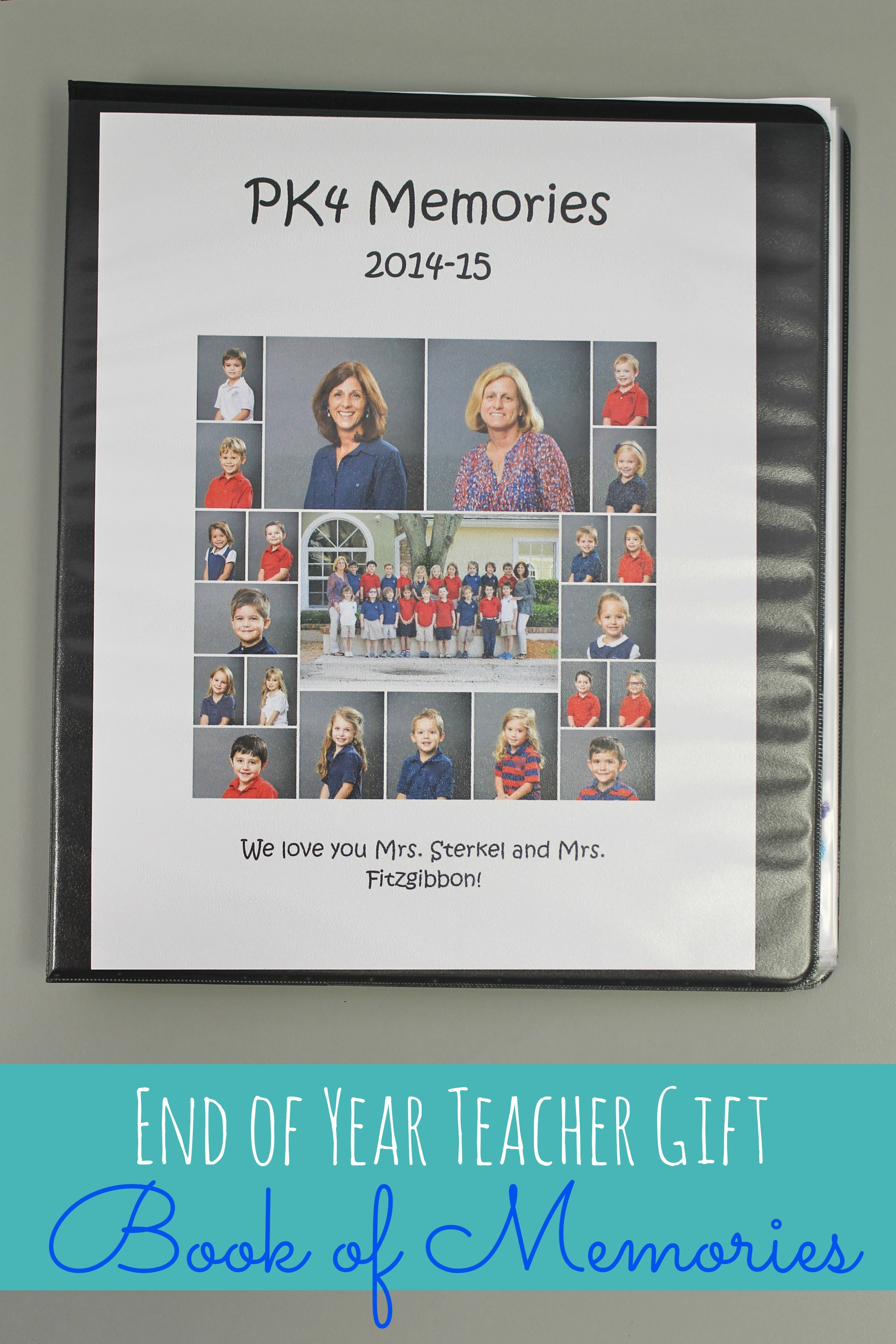 The Year S Of Living Non: End Of Year Teacher Gift