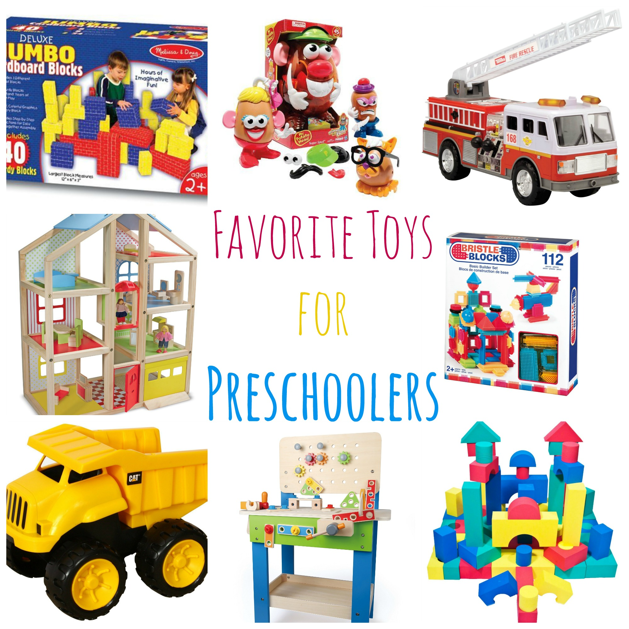 Best Preschooler Toys : Best toys for preschoolers happy home fairy