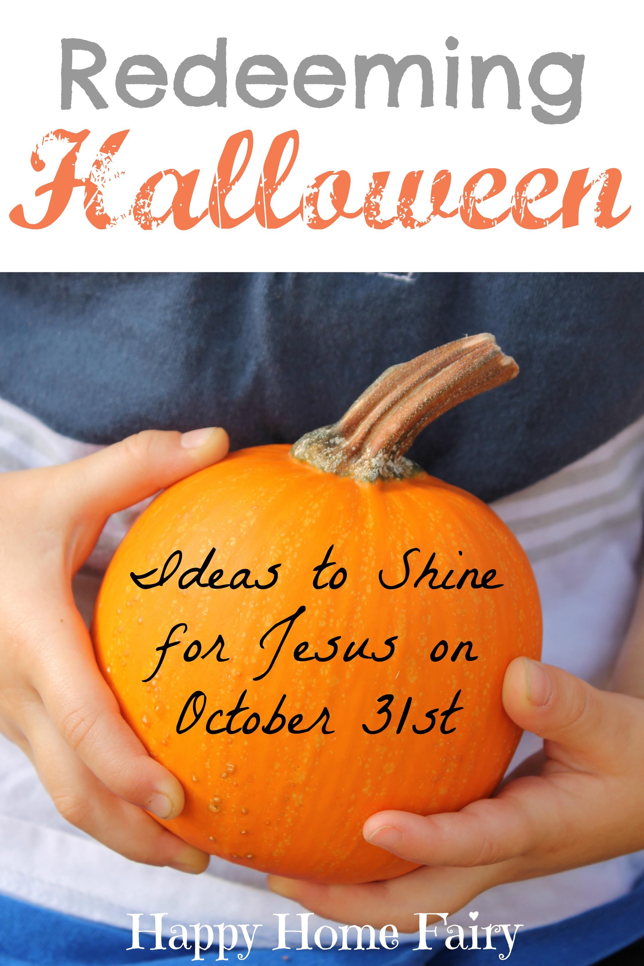 Christian Halloween Archives - Happy Home Fairy